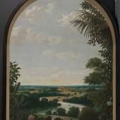 Landscape in Brazil, Frans Jansz Post, 1652. Rijksmuseum