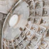 Slava Seidel  Laboratorium Sepia-Tusche auf Leinwand, 2011 130 x 150 cm / 51.1 x 59 inches  Startpreis: € 100