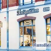 Aussenansicht der Antiquitäten am Dom (c) antiquitaeten-am-dom.de