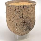 Großgefäß der Michelsberger Kultur mit Schlickauftrag aus Bruchsal-Untergrombach