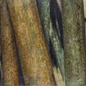 Sohrab Sepehri, Untitled (From the Tree Trunk series), oil on canvas, 1972 (est. £220,000-280,000)