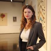 Künstlerin Sophia Süßmilch, Foto: Universalmuseum Joanneum/J.J. Kucek