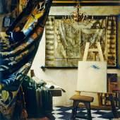 Vermeer Die Malkunst