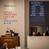 Koch Cellar Totals Record $21.9 million