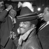 Dimitri Soulas, Der Entertainer Sammy Davis jr., München 1972