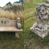Sell unique collection of Garden Statuary in September Sale