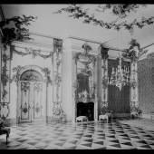 Potsdam, Neues Palais, Jagdkammer, das ehem. Wohnzimmer der Kaiserin Auguste Victoria, um 1930 © SPSG