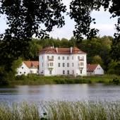 Jagdschloss Grunewald, Blick über den See Foto: SPSG / Wolfgang Pfauder