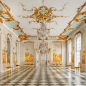 Ovidgalerie im Gästeschloss Neue Kammern von Sanssouci SPSG/Reinhardt und Sommer