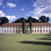 Schloss Paretz  Hoffassade  © SPSG / Foto: Michael Lüder