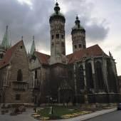 Naumburger Dom, Westtürme © Deutsche Stiftung Denkmalschutz/Mertesacker