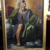 Eines der fertig restaurierten Gemälde von Francesco Albani aus der Moritzkirche in Naumburg © Deutsche Stiftung Denkmalschutz/Mertesacker