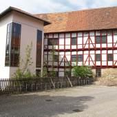 Bunter Hof in Osterwieck, Südostfassade © DFZ Quedlinburg