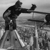 Merian C. Cooper (1893–1973), King Kong (Filmstill), 1933