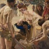 Lovis Corinth (1858–1925), Salome II, 1899/1900
