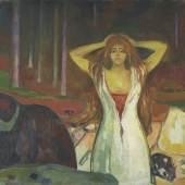 Edvard Munch (1863–1944), Asche, 1925