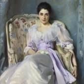 John Singer Sargent (1856–1925) Lady Agnew of Lochnaw, 1893 Öl auf Leinwand, 124 × 99,7 cm Edinburgh, National Gallery of Scotland