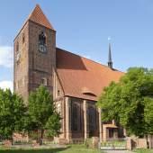 St. Johanniskirche in Werben © Marie-Luise Preiss/Deutsche Stiftung Denkmalschutz