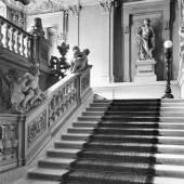 Stadtpalais Treppenhaus historisch © LIECHTENSTEIN. The Princely Collections, Vaduz-Vienna
