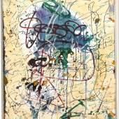 O.T., 1979, Öl/Leinwand, 100x80 cm