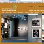Unternehmenslogo St.Moritz Art Masters