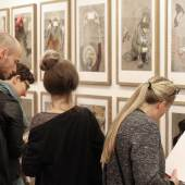 Impressionen STROKE Art Fair