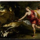 Studio of Sir Peter Paul Rubens, Diana and her nymphs hunting, est.£300,000-500,000