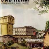 """""""Schacht und Heim"""", Heft 1, 1. JG., 1955"""