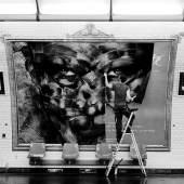 """Urban Art-Künstler Vermibus zeigt neue Serie """"In Absentia"""" in Berlin"""