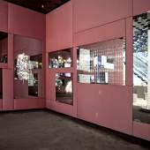 Swarovski Kristallwelten Store Wien - Hommage an die Wiener Moderne (Copyright Kollektiv Fischka - Patrizia Gapp, Vienna Design Week)