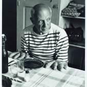 Robert Doisneau, Les Pains de Picasso, 1952, silver …,000 – 6,000)