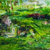 Jack B. Yeats, In Tír Na Nóg, oil on canvas, 1936, est. £300,000-500,000 / €337,000-561,000