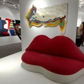 Patrick Derom Gallery at TEFAF 2015  Photo: Harry Heuts