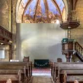 St. Wiperti-Kirche in Bilzingsleben © Roland Rossner/Deutsche Stiftung Denkmalschutz