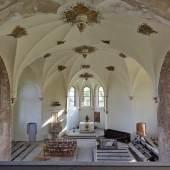 Innenraum der St. Johanneskirche in Bretleben © Deutsche Stiftung Denkmalschutz/Gehrmann