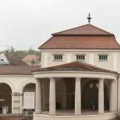 Wandelhalle in Eisenach © Deutsche Stiftung Denkmalschutz/Marie-Luise Preiss