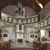 Dorfkirche Catharinau in Kirchhasel © Marie-Luise Preiss/Deutsche Stiftung Denkmalschutz