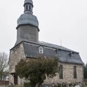 Dorfkirche Catharinau in Kirchhasel © Deutsche Stiftung Denkmalschutz