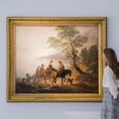 Thomas Gainsborough Going to Market, Early Morning_£7-9 million (i)