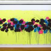 "Taka Ishii Gallery Ushio Shinohara  ""Boxing Painting"", 2009"