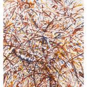 Abb. unten: Georg Thumbach, Ohne Titel, 2016, Tusche auf Papier, 200 x 151 cm , (c) Georg Thumbach