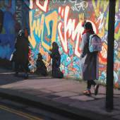 Tom White IT Forever, 2015 £1,950.00 H 38 cm x W 68 cm x D 5 cm Oil Original, Framed Signed Gallery: Clifton Fine Art