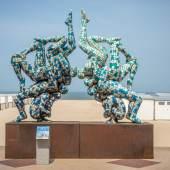 trans calare rabarama sculpture link