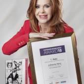 Unternehmerinnen Award 2018 – Dir. Johanna Penz © Die Fotografen