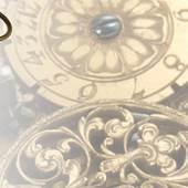 Kutschenuhr mit Stundenschlagwerk und Weckwerk des barocken Uhrmachers Christoph Schöner