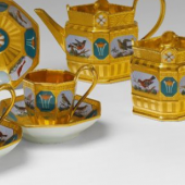 Service für Friedrich II (Schätzpreis 20.000 - 25.000 Euro)