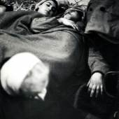 Erich Lessing Flüchtlinge im Auffanglager Andau, Österreich Winter 1956 © Erich Lessing