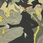 Poster for the Café-concert Le Divan Japonais  Henri de Toulouse-Lautrec, 1893
