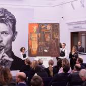 David Bowie's Art Collection 100% Sold at Sotheby's