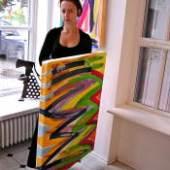 Der Maler Reinhold A. Goelles: